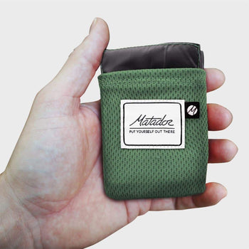product: Matador Pocket Blanket (V.2) Alpine Green