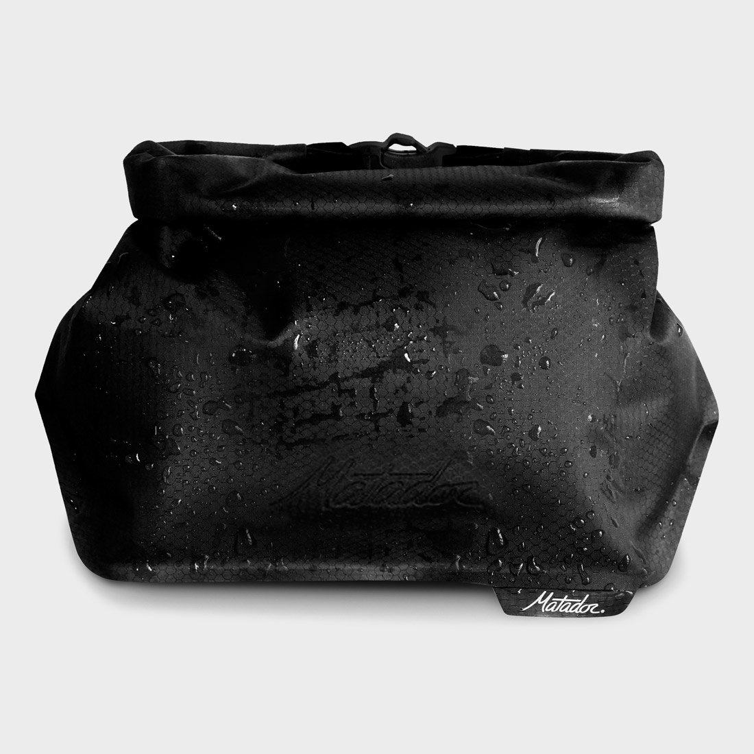 Matador Flatpak Toiletry Case Black