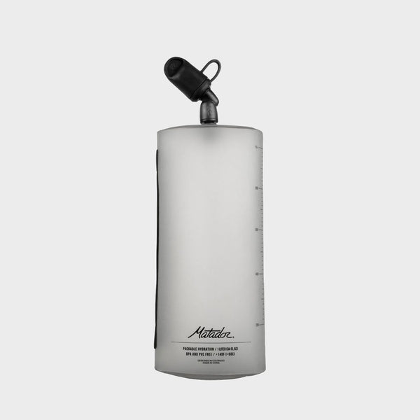 product: Matador Packable Water Bottle