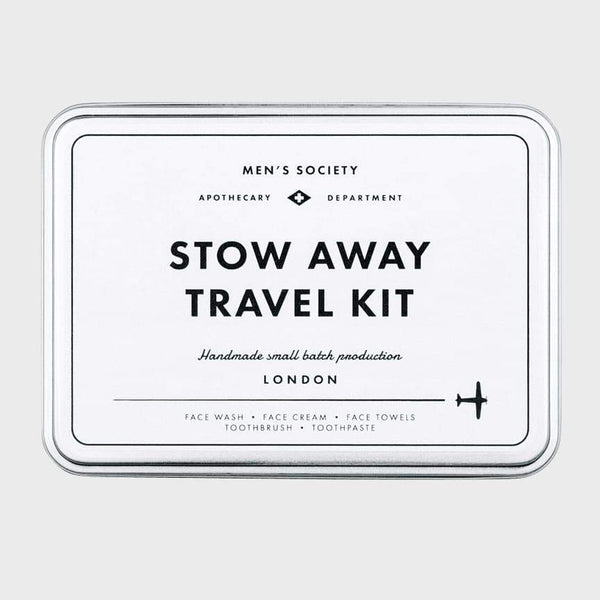 product: Men's Society Stow Away Travel Kit