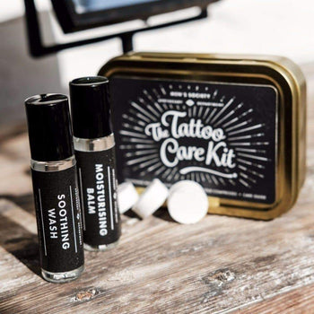product: Men's Society Tattoo Care Kit