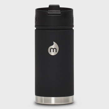 product: Mizu V5 w/ Coffee Lid HP Black