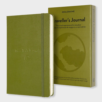 product: Moleskine Passion Journal Travel