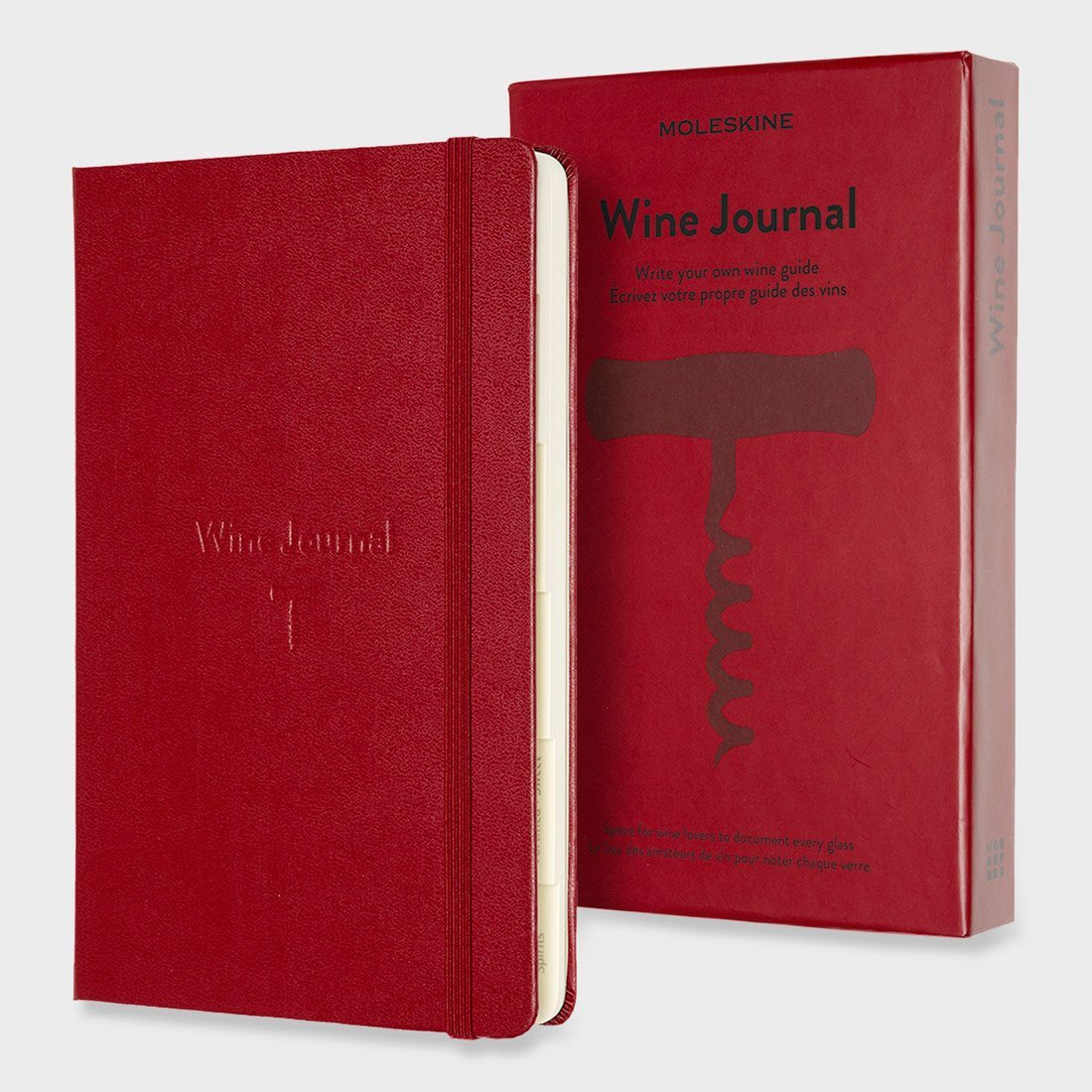 Moleskine Passion Journal Wine