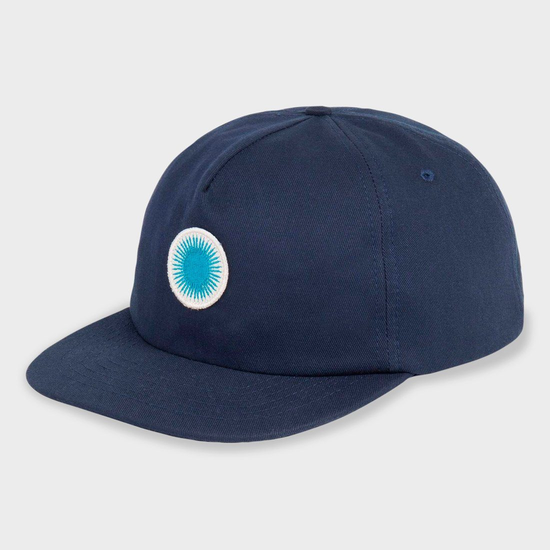 Mollusk 13 Floor Polo Hat Navy