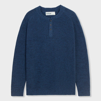 product: Mollusk Andover Sweater Navy