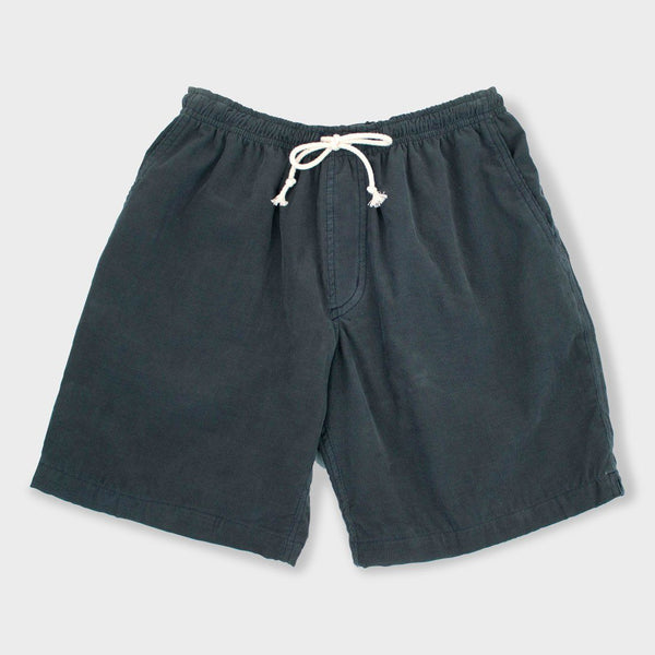 product: Mollusk Corduroy Shorts Navy