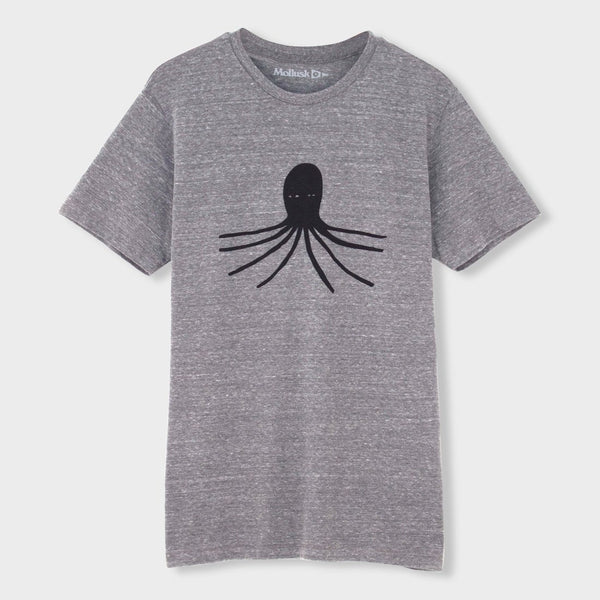 product: Mollusk Octopus T-Shirt Heather Grey