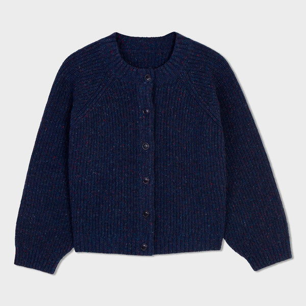 product: Mollusk Women's Amelia Cardigan Navy