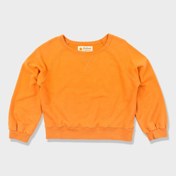 product: Mollusk Women's Peached Crew Coyote