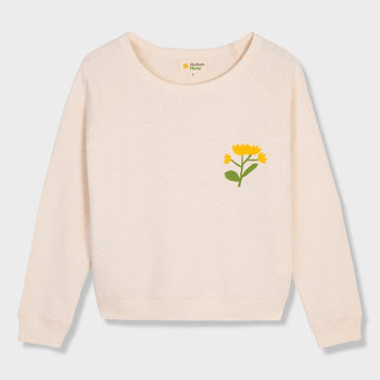 product: Mollusk Women's Soft Harvest Crew Natural