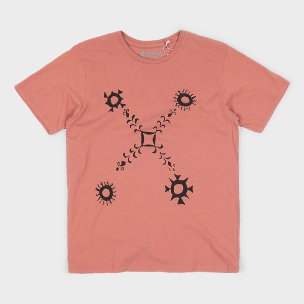 product: Mollusk Women's Viber T-Shirt Mars Dust