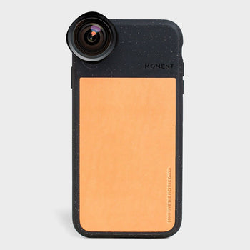 product: Moment Photo Case iPhone XS Max Black Speckle