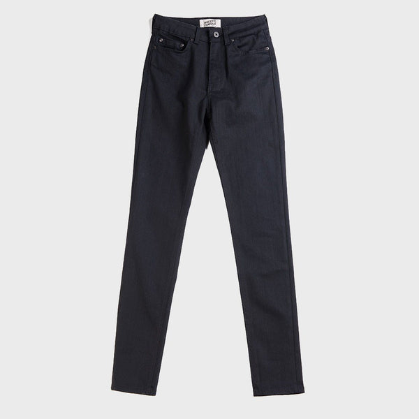 product: Naked & Famous The High Skinny Power-Stretch Black