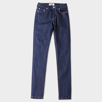 product: Naked & Famous Women's Indigo Power-Stretch The Skinny