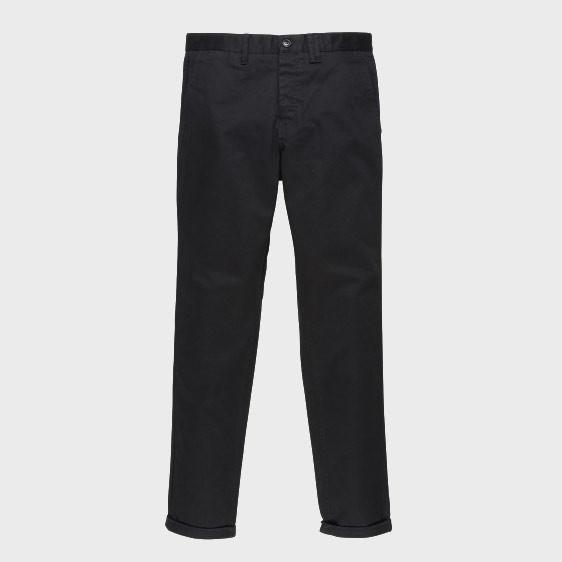 Norse Projects Aros Heavy Pant Black