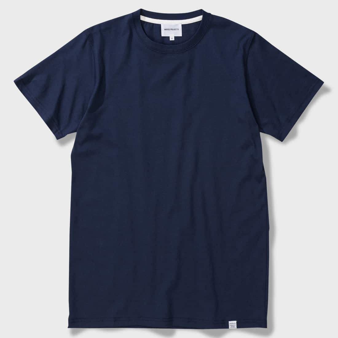 Norse Projects Niels Standard S/S T-shirt Navy