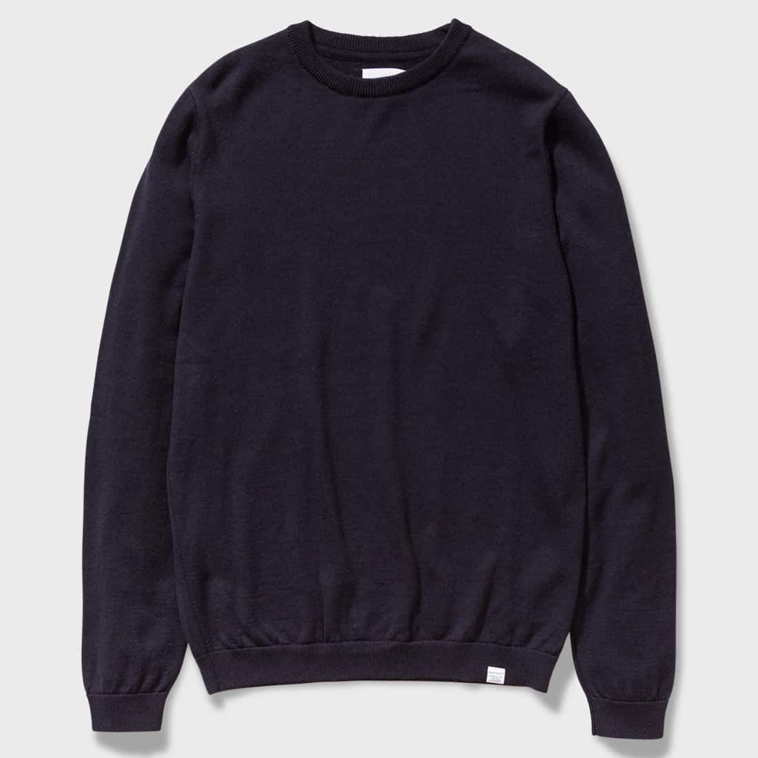 Norse Projects Sigfred Merino Navy