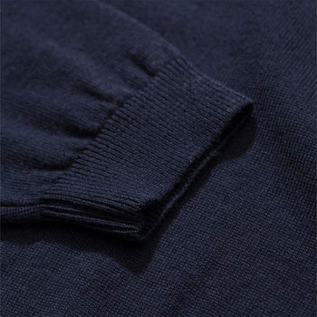 product: Norse Projects Sigfred Merino Navy