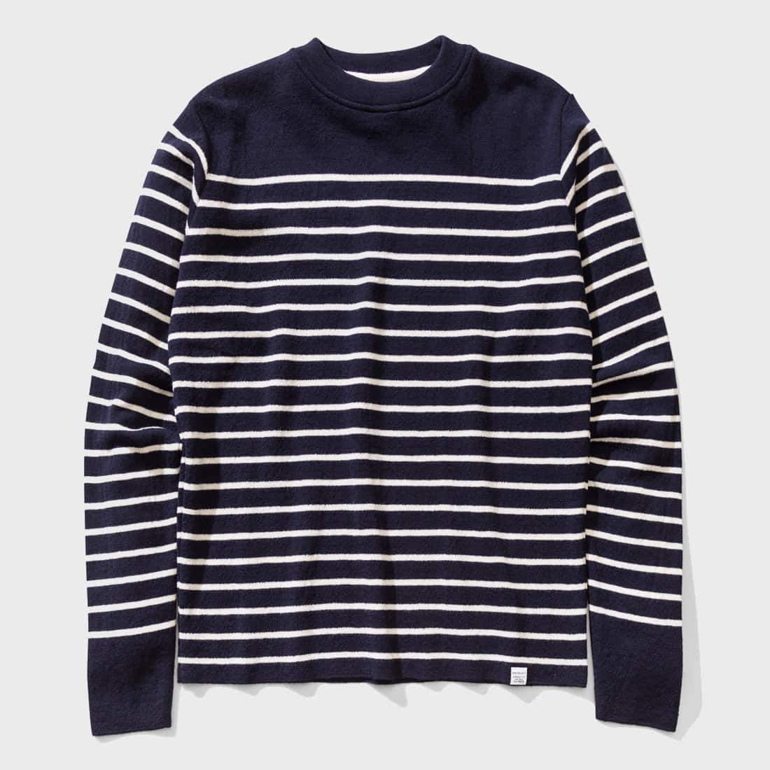 Norse Projects Verner Normandy Ecru/Navy