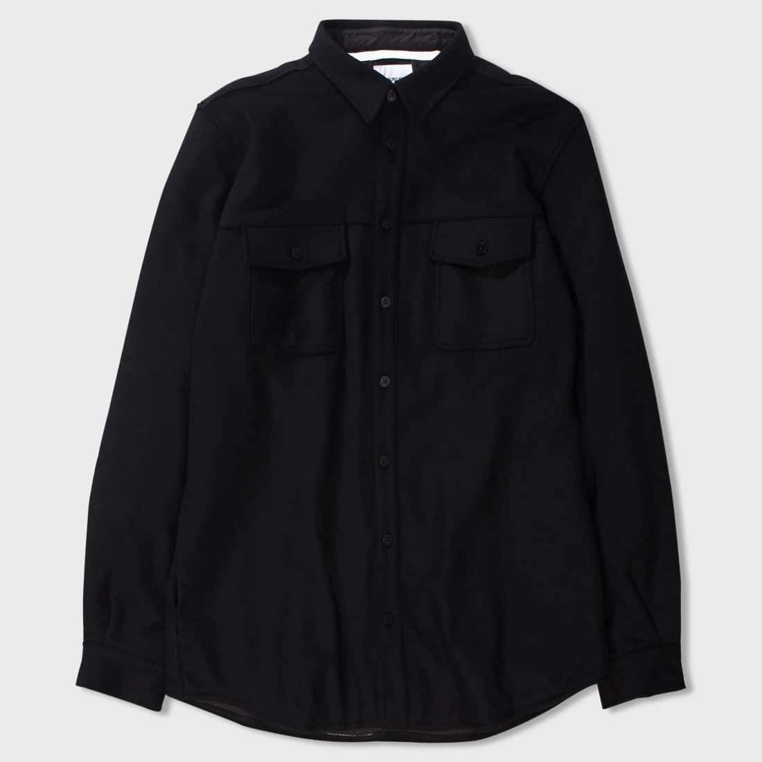 Norse Projects Villads Melton Black