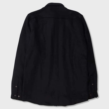 product: Norse Projects Villads Melton Black