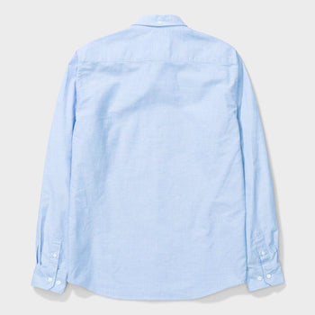 product: Norse Projects Anton Oxford Shirt Pale Blue