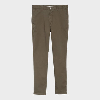 product: Norse Projects Aros Light Twill Pant Ivy Green