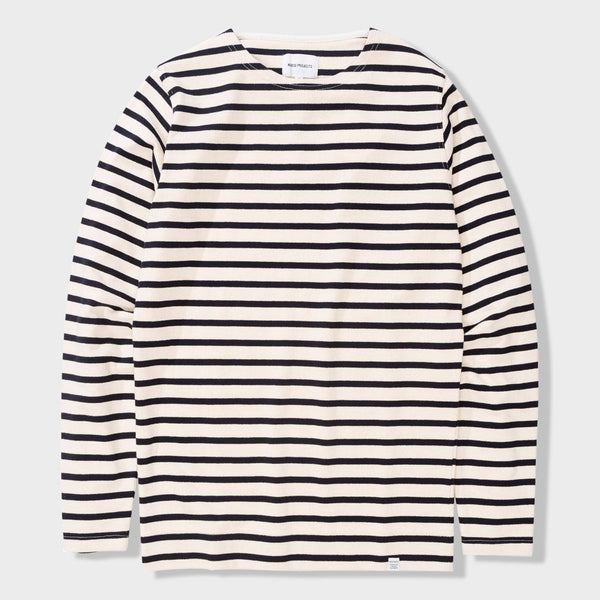 product: Norse Projects Godtfred Classic Compact Shirt Ecru
