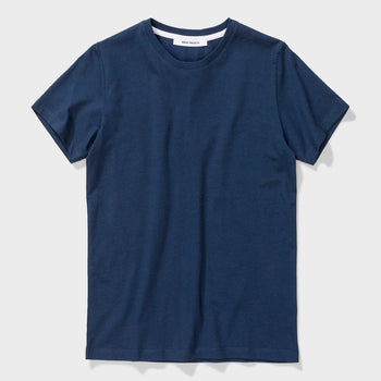 product: Norse Projects Women's Gro Standard Cotton T-Shirt Dark Navy