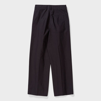 product: Norse Projects Women's Katty Heavy Poplin Pant Black