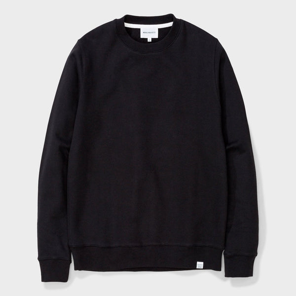 product: Norse Projects Vagn Classic Crew Black