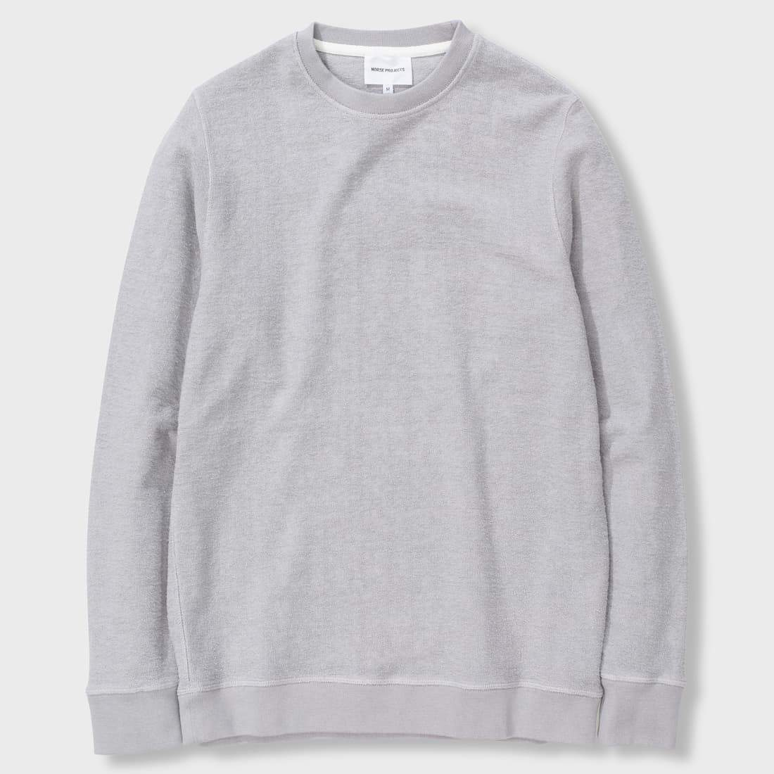Norse Projects Vagn Heavy Towelling Ash Grey