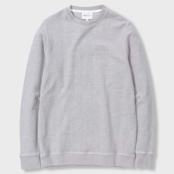 product: Norse Projects Vagn Heavy Towelling Ash Grey
