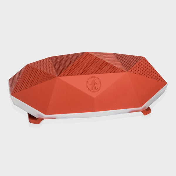 product: Outdoor Tech Big Turtle Shell Ultra Chili Red