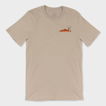 product: Parks Project Death Valley Explore T-Shirt Smoke