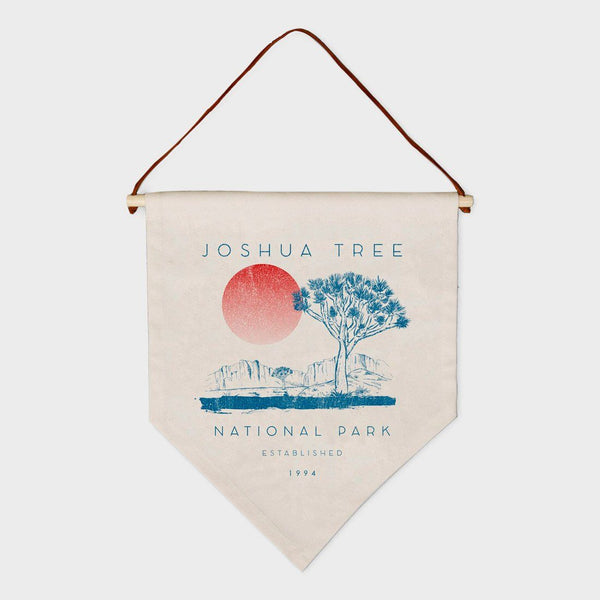 product: Parks Project Joshua Tree Out There Pennant