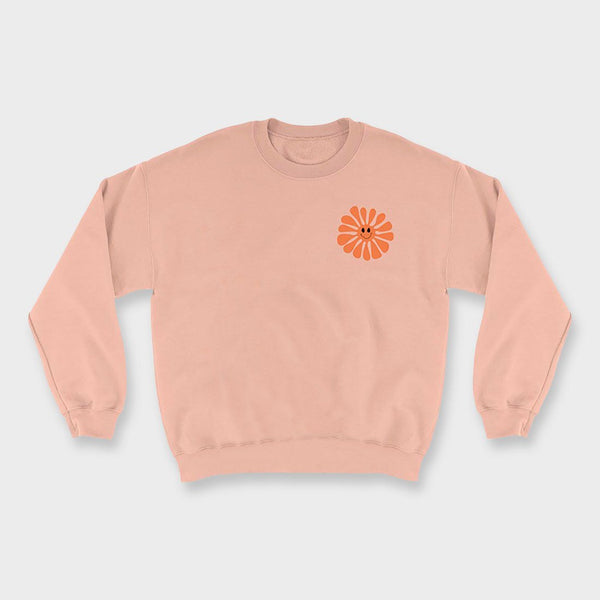 product: Parks Project Leave it Better Sun Crewneck Sand Dune