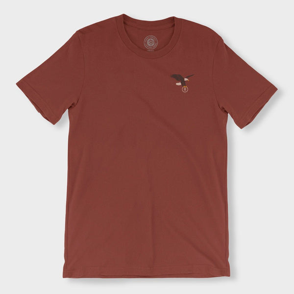 product: Parks Project Olympic Eagle T-Shirt Rust