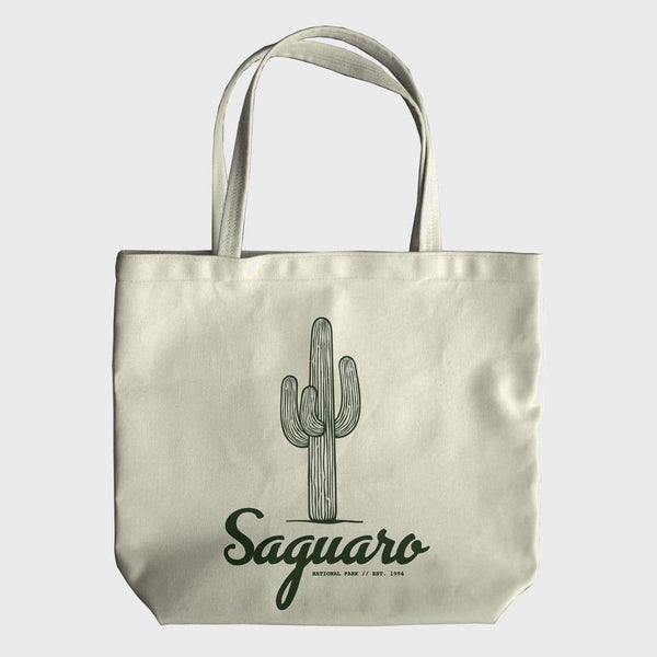 product: Parks Project Saguaro Icon Tote Natural