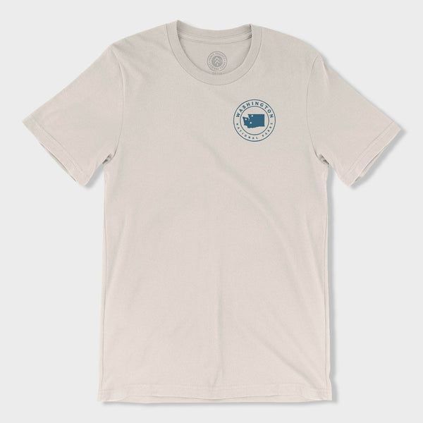 product: Parks Project Washington NP Round UP T-Shirt Natural