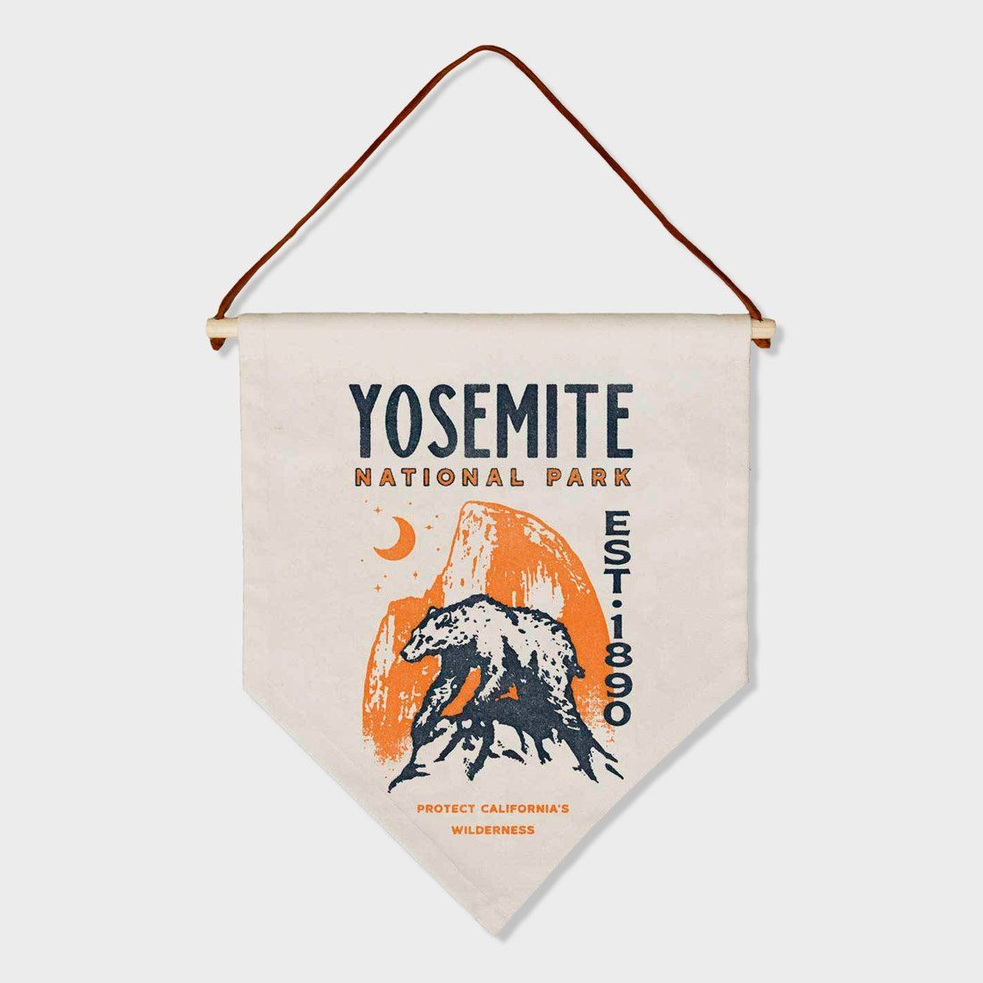 Parks Project Yosemite Protector Pennant