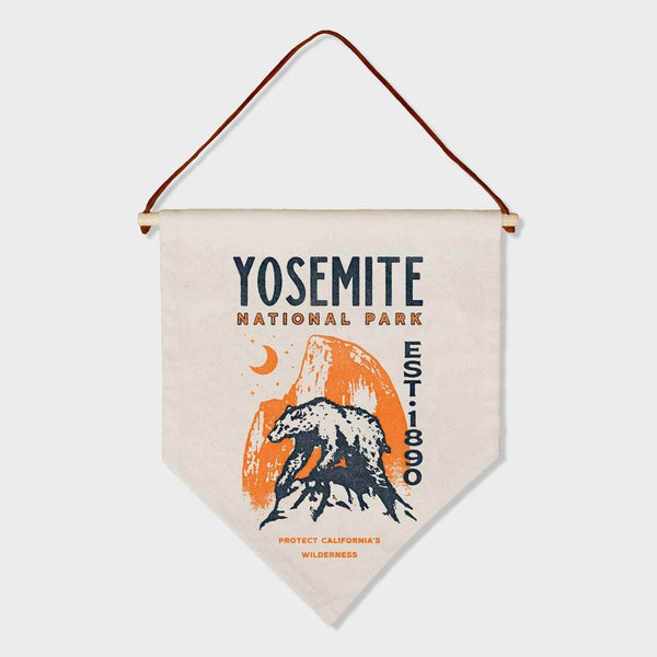 product: Parks Project Yosemite Protector Pennant