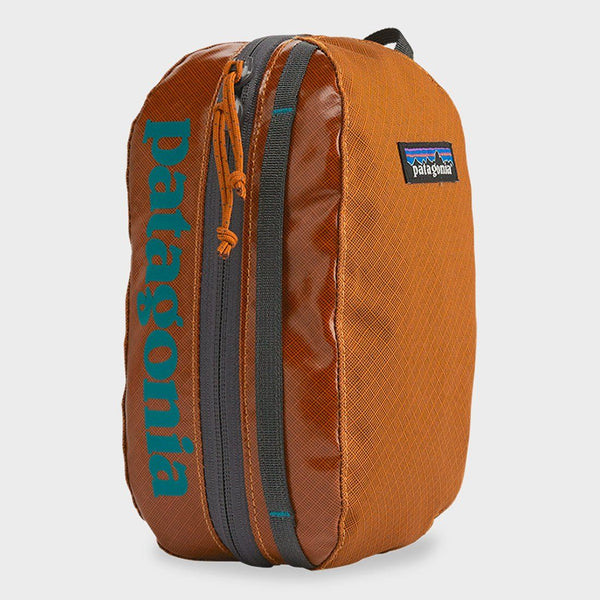 product: Patagonia Black Hole Cube Small Hammonds Gold