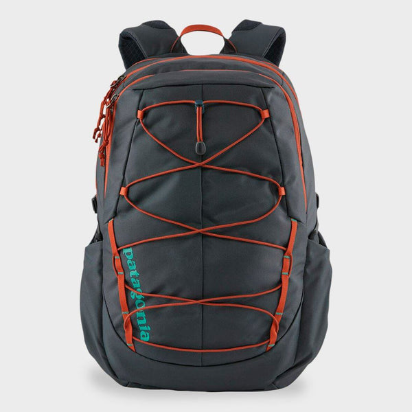 product: Patagonia Chacabuco Pack 30L Smoulder Blue w/ Roots Red