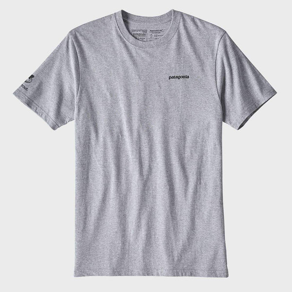 product: Patagonia Golden Dorado World Trout Responsibili-Tee Drifter Grey