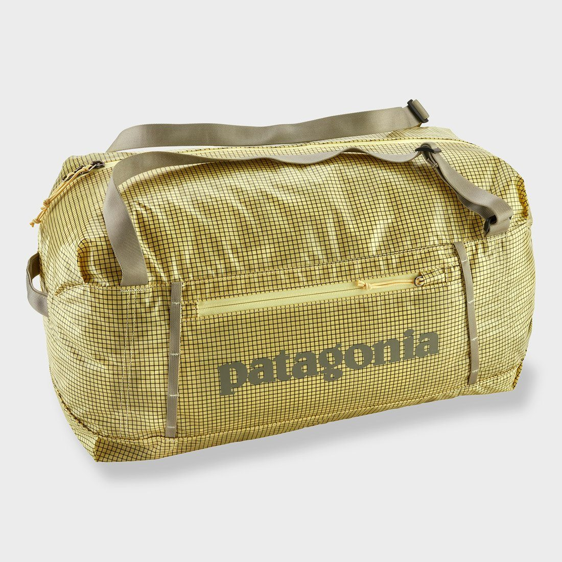 Patagonia Lightweight Black Hole Duffel 30L Resin Yellow