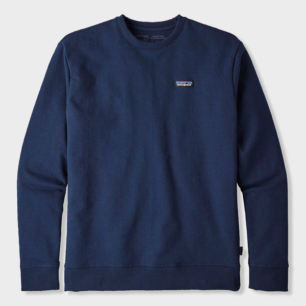 product: Patagonia P-6 Label Uprisal Crew Sweatshirt Classic Navy