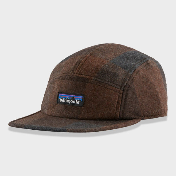 product: Patagonia Recycled Wool Cap Brown