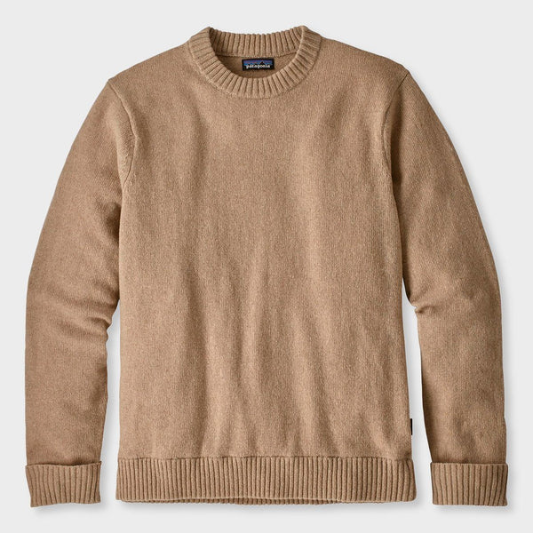 product: Patagonia Recycled Wool Sweater El Cap Khaki